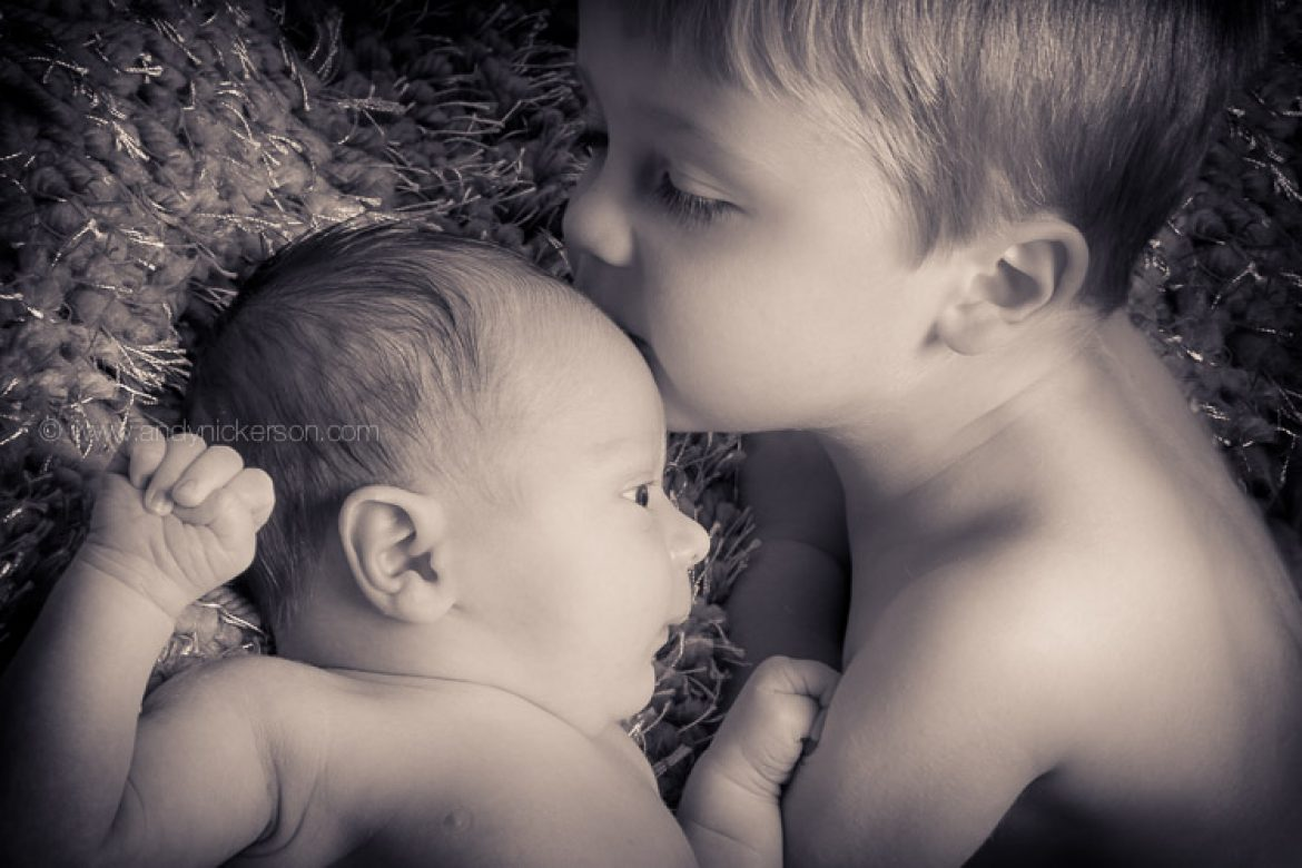 Theo and Ollie, Child and Newborn Photography in Northampton
