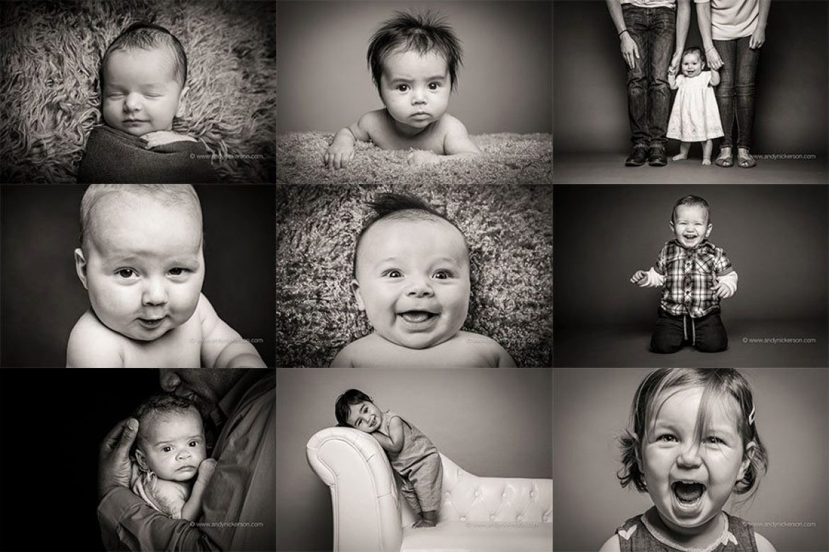 When's The Best Age To Have Professional Photographs Taken Of My Baby?