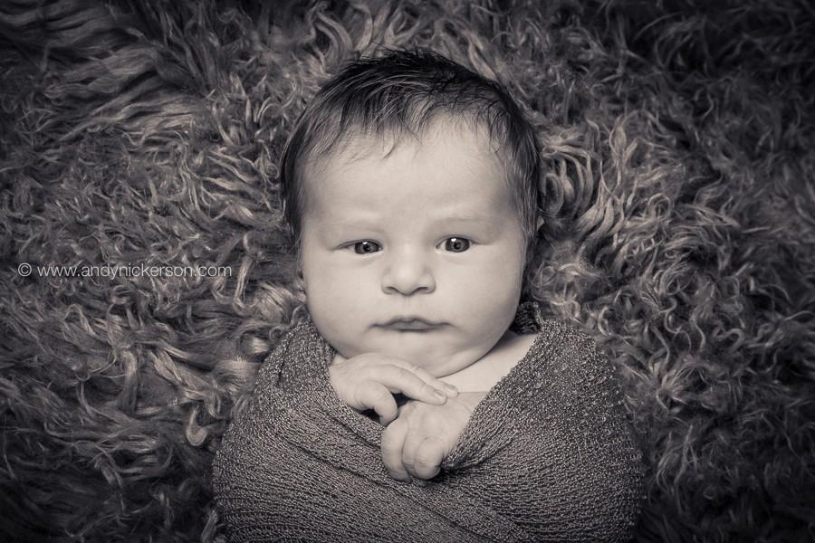 Natural newborn photography northampton