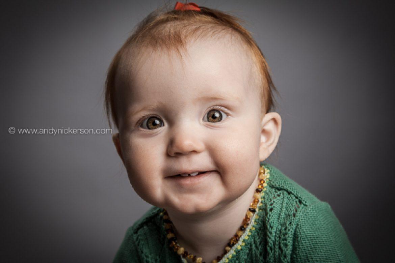 Betsy, 1 Year Old Photoshoot