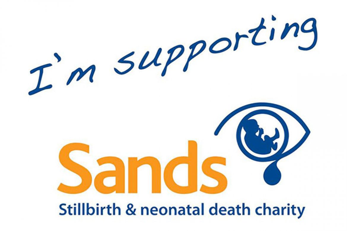 Sands, Chosen Charity For 2017